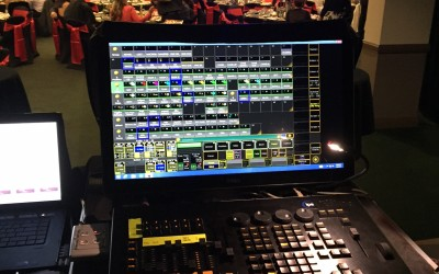 Spotted in the press – new lighting console