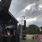 Lighting for Xavier Rudd in Wollongong